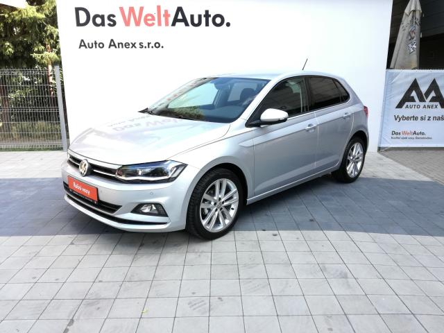 Volkswagen Polo HL 1.0TSI 70kW BMT OPF